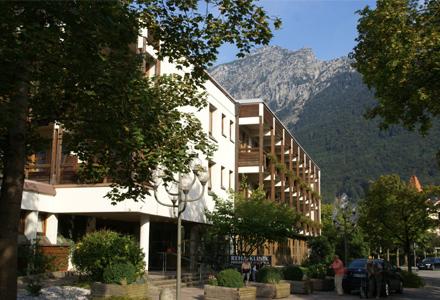 Prinzregent Luitpold Bad Reichenhall